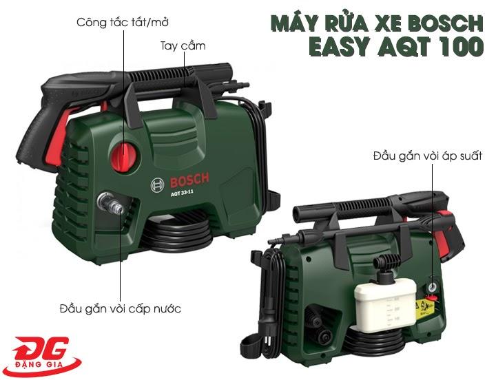 Đánh giá model Bosch Easy AQT 100