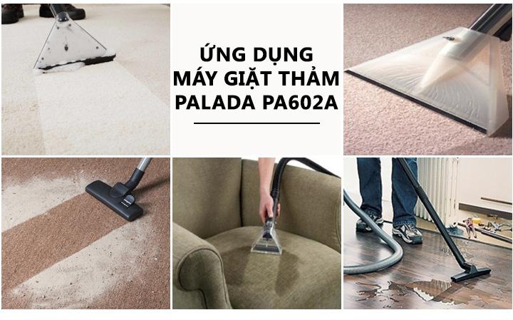 ứng dụng đa dạng của Palada PD 602A