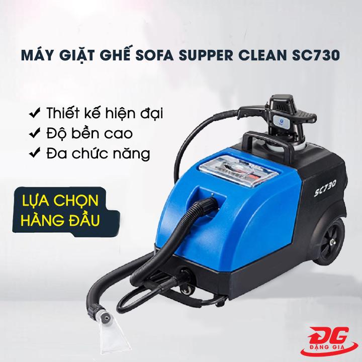 máy giặt ghế sofa Supper Clean SC730