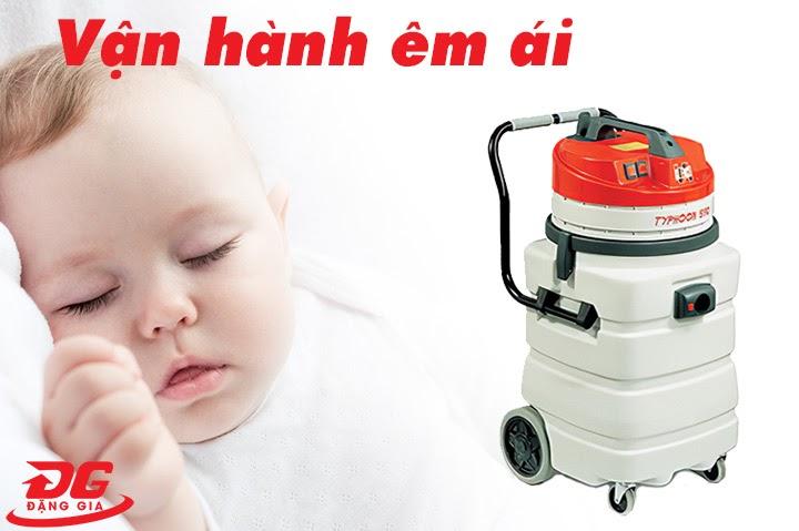 ưu điểm của máy hút bụi typhoon