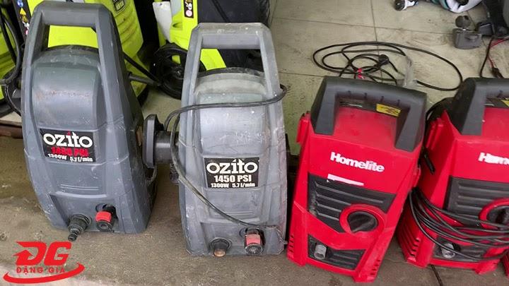 Máy rửa xe mii được thanh lý do không có nhu cầu sử dụng