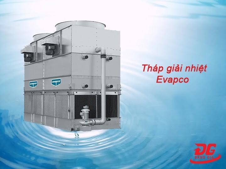 tháp giải nhiệt evapco