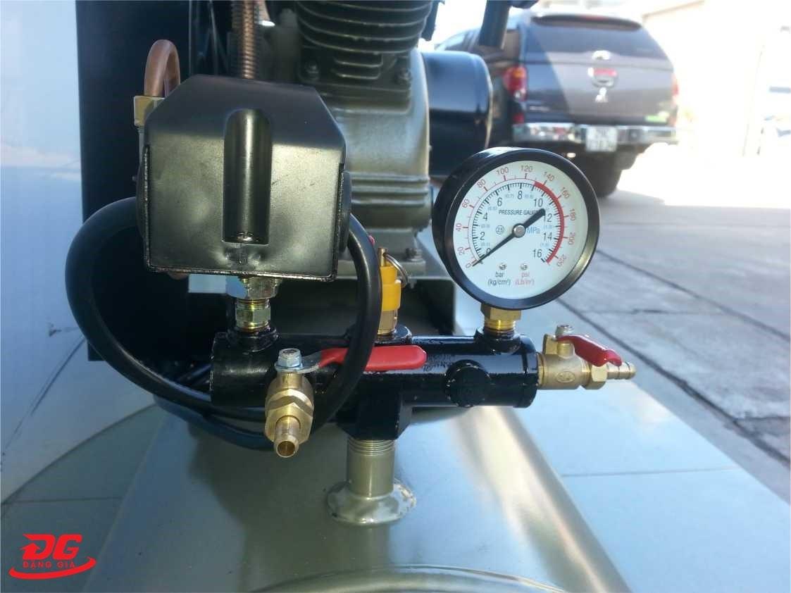 máy nén khí không tư ngắt do bộ phận này hỏng