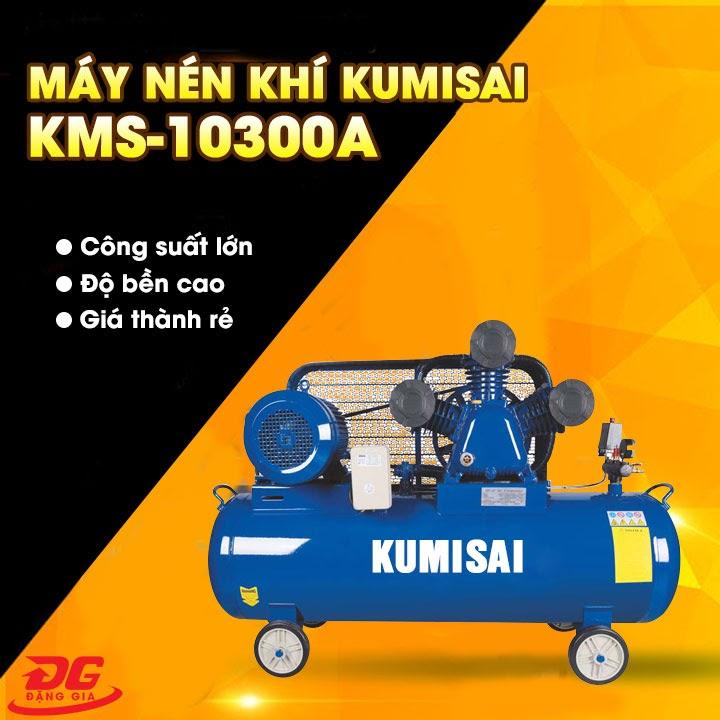 Máy nén khí Kumisai KMS-10300A