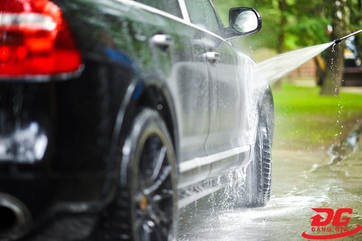 Khả năng phun xịt của máy rửa xe cao áp Trung Quốc