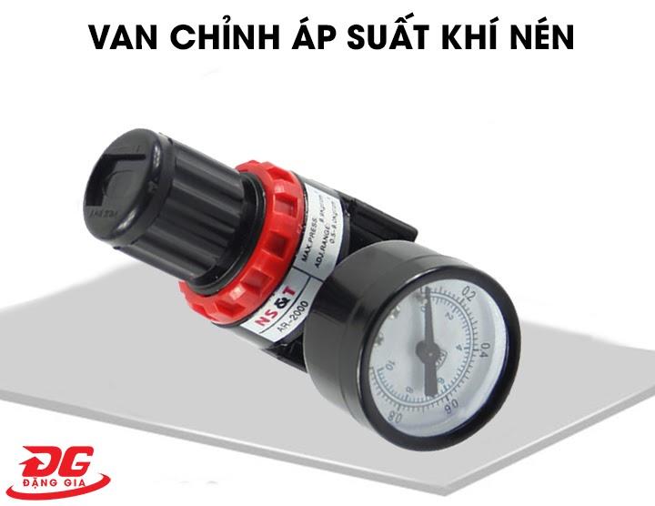 van điều chỉnh áp suất máy nén khí