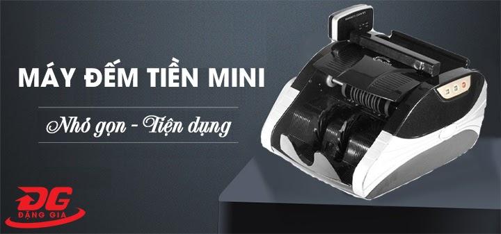 Hình ảnh máy đếm tiền mini