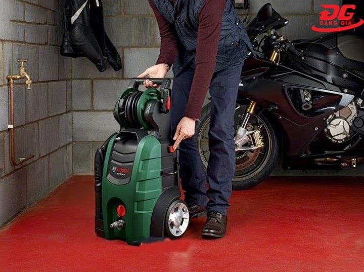 Bảo quản máy rửa xe mini