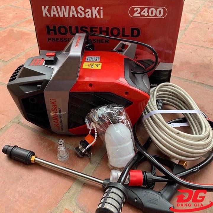 Máy rửa xe Kawasaki 2400W