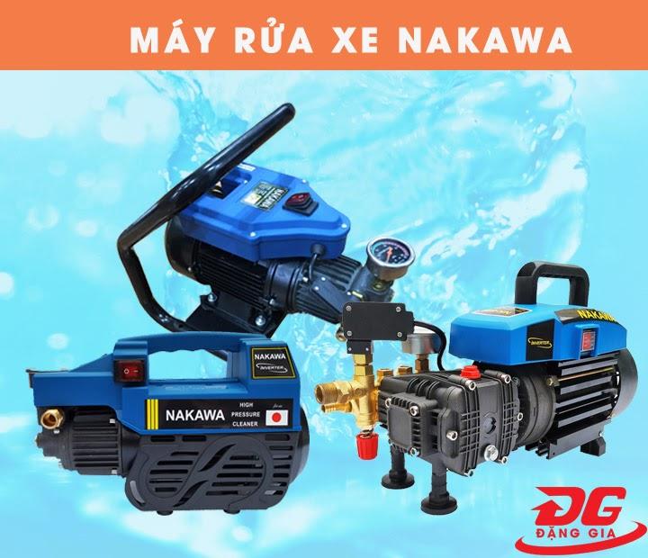 Máy rửa xe Nakawa
