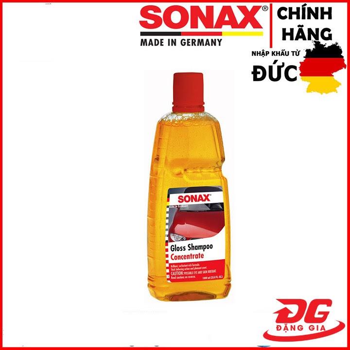 Nước rửa xe đậm đặc Sonax Gloss Shampoo