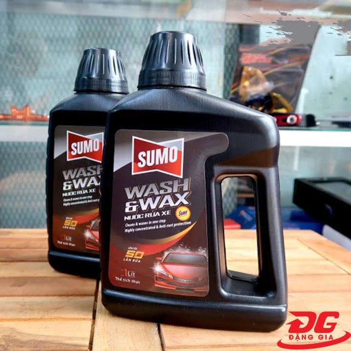 Sumo Wash&Wax 1 lít