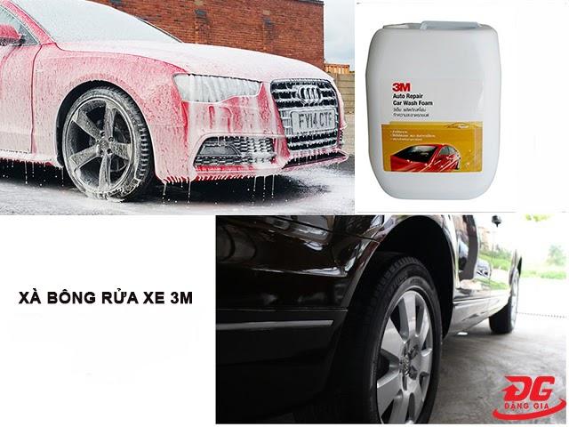 Xà bông rửa xe 3M