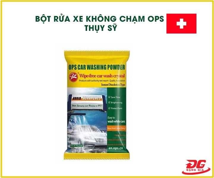 Bột tẩy rửa OPS có nguồn gốc từ Thụy Sỹ