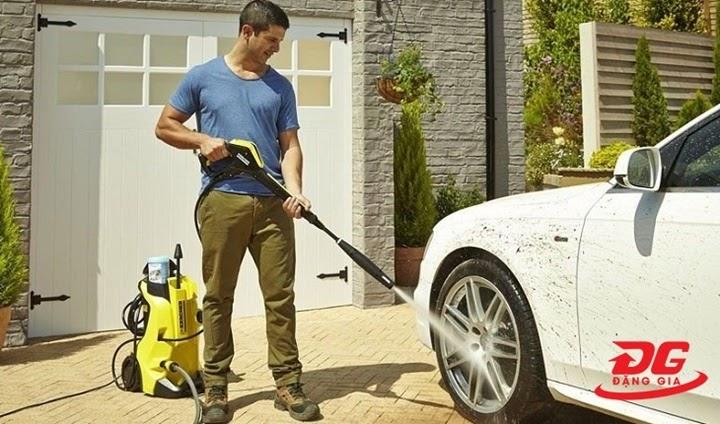 Cách chỉnh áp suất máy rửa xe đúng sẽ nâng cao hiệu quả phun xịt