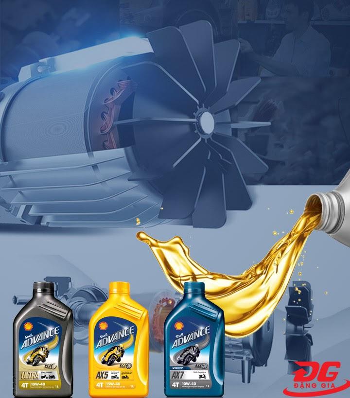 Tầm quan trọng của dầu nhớt cho máy rửa xe